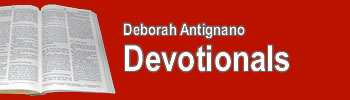 Deborah Antignano Devotional